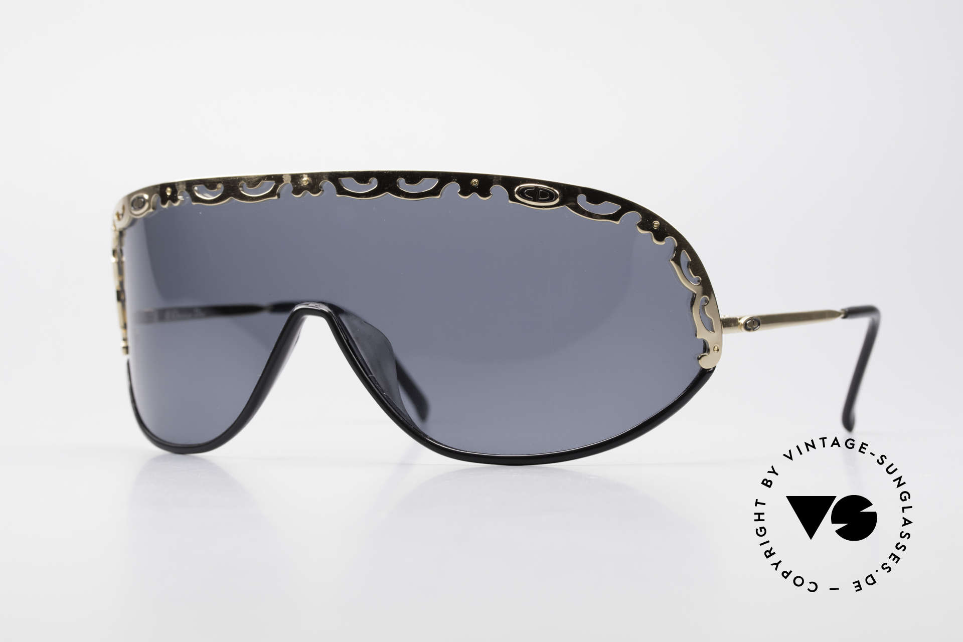 Christian Dior 2501 80er Sonnenbrille Polarized, zauberhafte Christian Dior 80er vintage Sonnenbrille, Passend für Damen