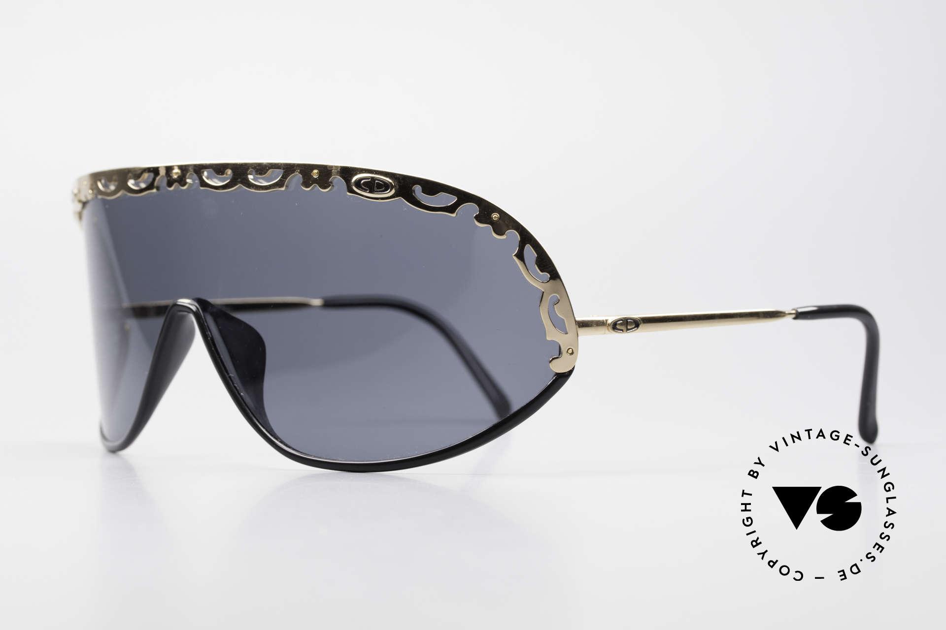 """Christian Dior 2501 80er Sonnenbrille Polarized, ein vintage """"Must-have"""" für alle Mode-Liebhaberinnen, Passend für Damen"""