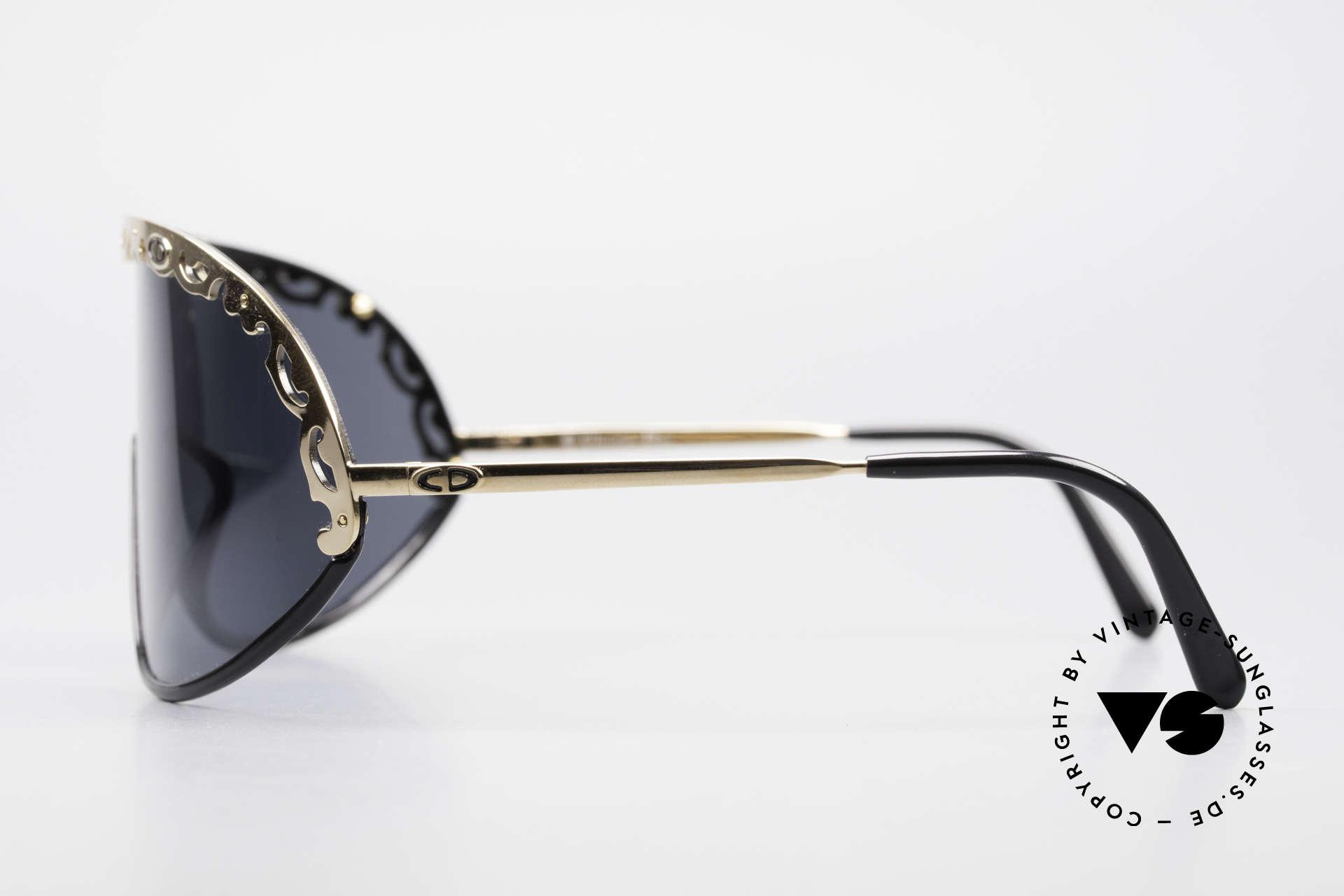 Christian Dior 2501 80er Sonnenbrille Polarized, ungetragen (wie alle unsere Chr. Dior Sonnenbrillen), Passend für Damen