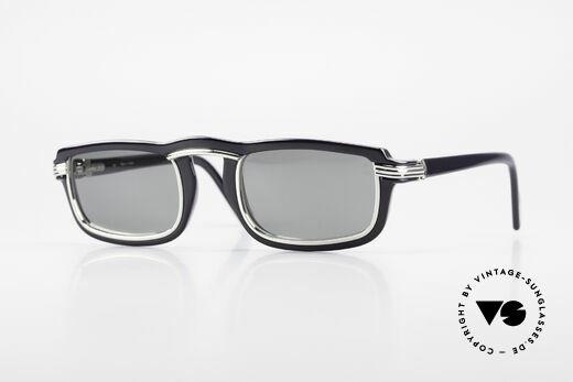 Cartier Vertigo Rare 90er Luxus Sonnenbrille Details