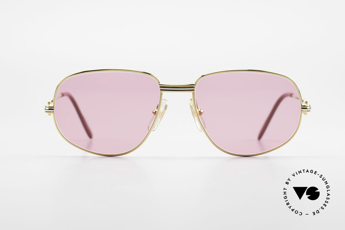 Cartier Romance LC - S Luxus Sonnenbrille Gucci Etui