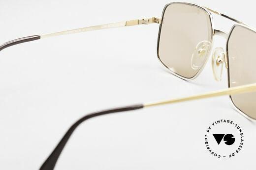 Dunhill 6068 Vergoldete Brille Automatik, KEIN RETRO, sondern ein kostbares altes ORIGINAL, Passend für Herren