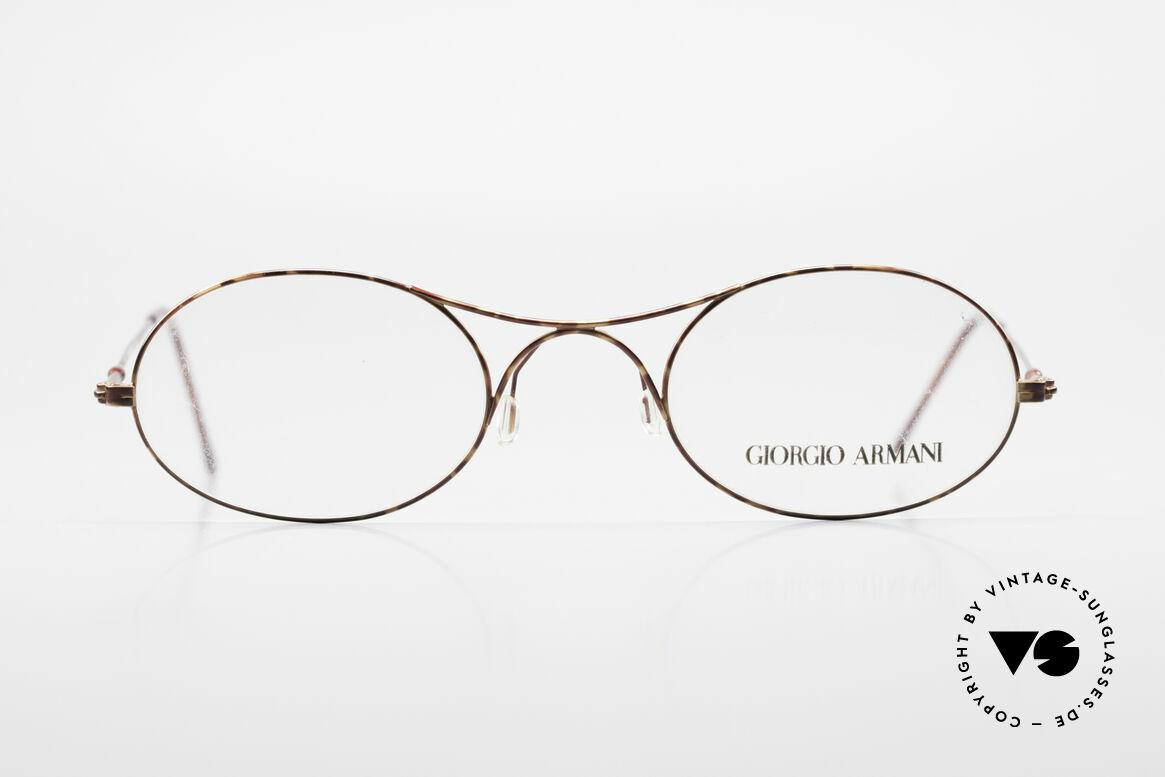 Giorgio Armani 229 Die Schubert Brille von Armani, Giorgio Armani Fassung, Mod. 229, Col. 756, Gr. 47-23, Passend für Herren und Damen