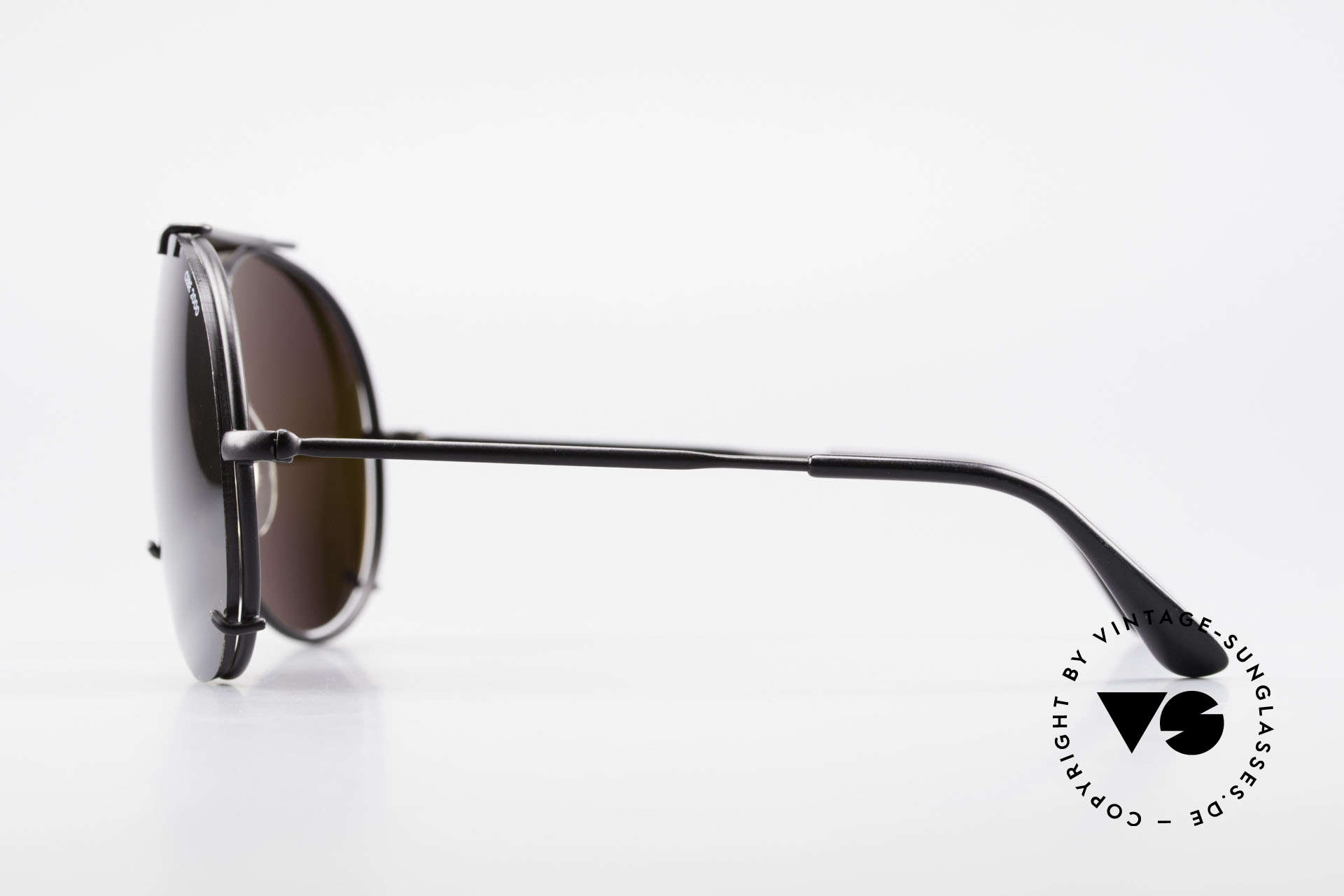 Cebe 2000 Vintage Rallye Sportbrille, ungetragen (wie alle unsere vintage CEBE Sonnenbrillen), Passend für Herren
