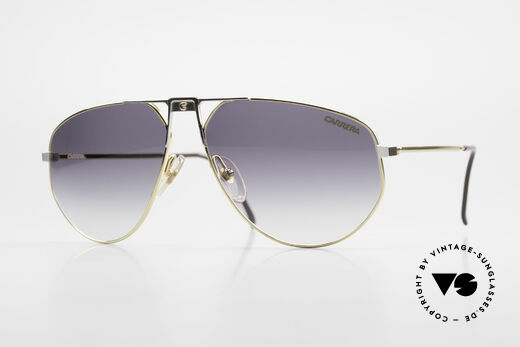 Carrera 5410 90er Vintage Brille Herren Details