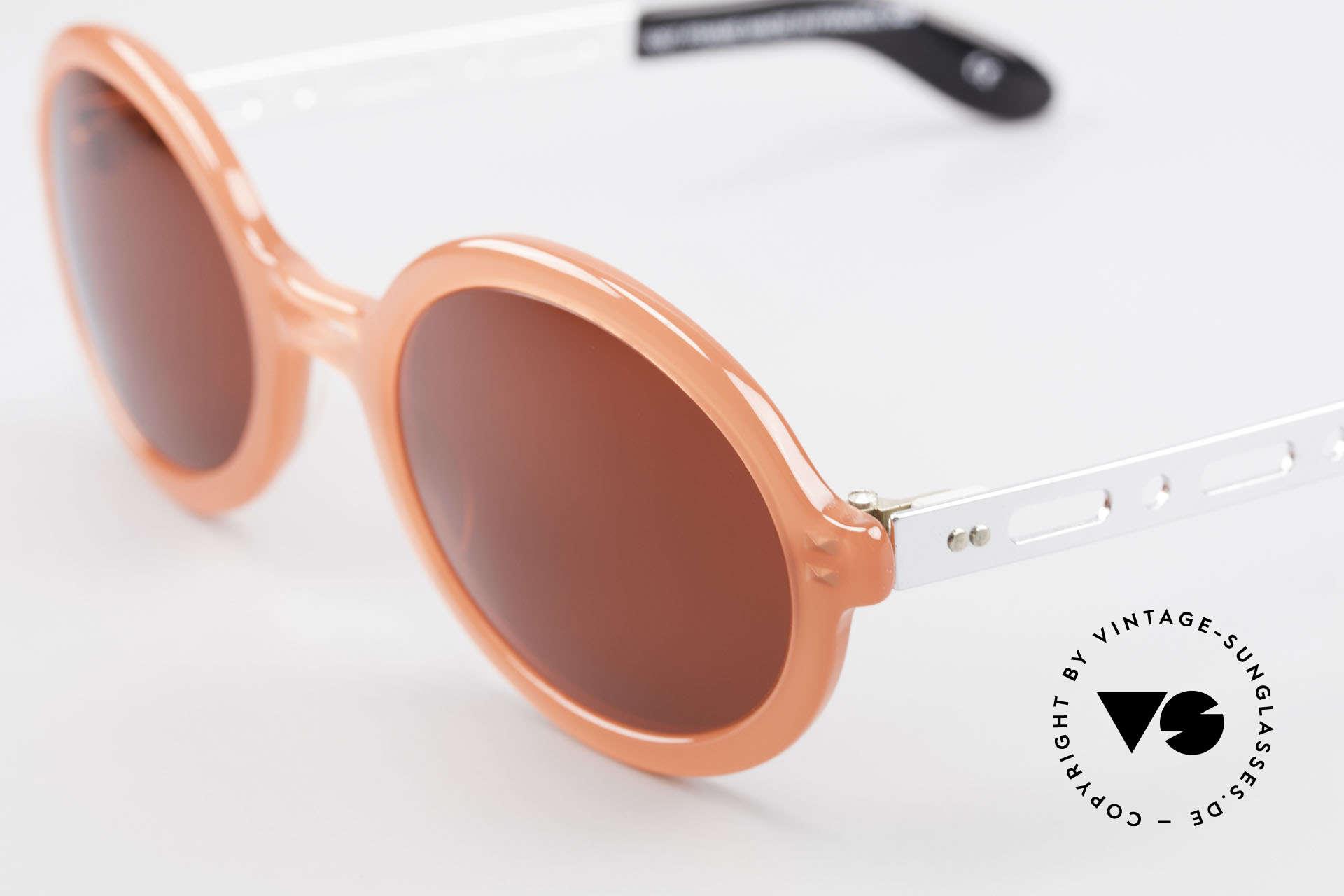 IDC I067 Spassbrille Steampunk 90er, ungetragen (wie alle unsere vintage Designer-Stücke), Passend für Damen