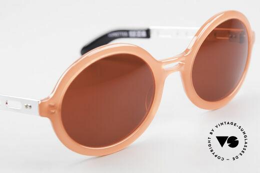 IDC I067 Spassbrille Steampunk 90er, KEINE Retrobrille; ein circa 25 Jahre altes ORIGINAL!, Passend für Damen