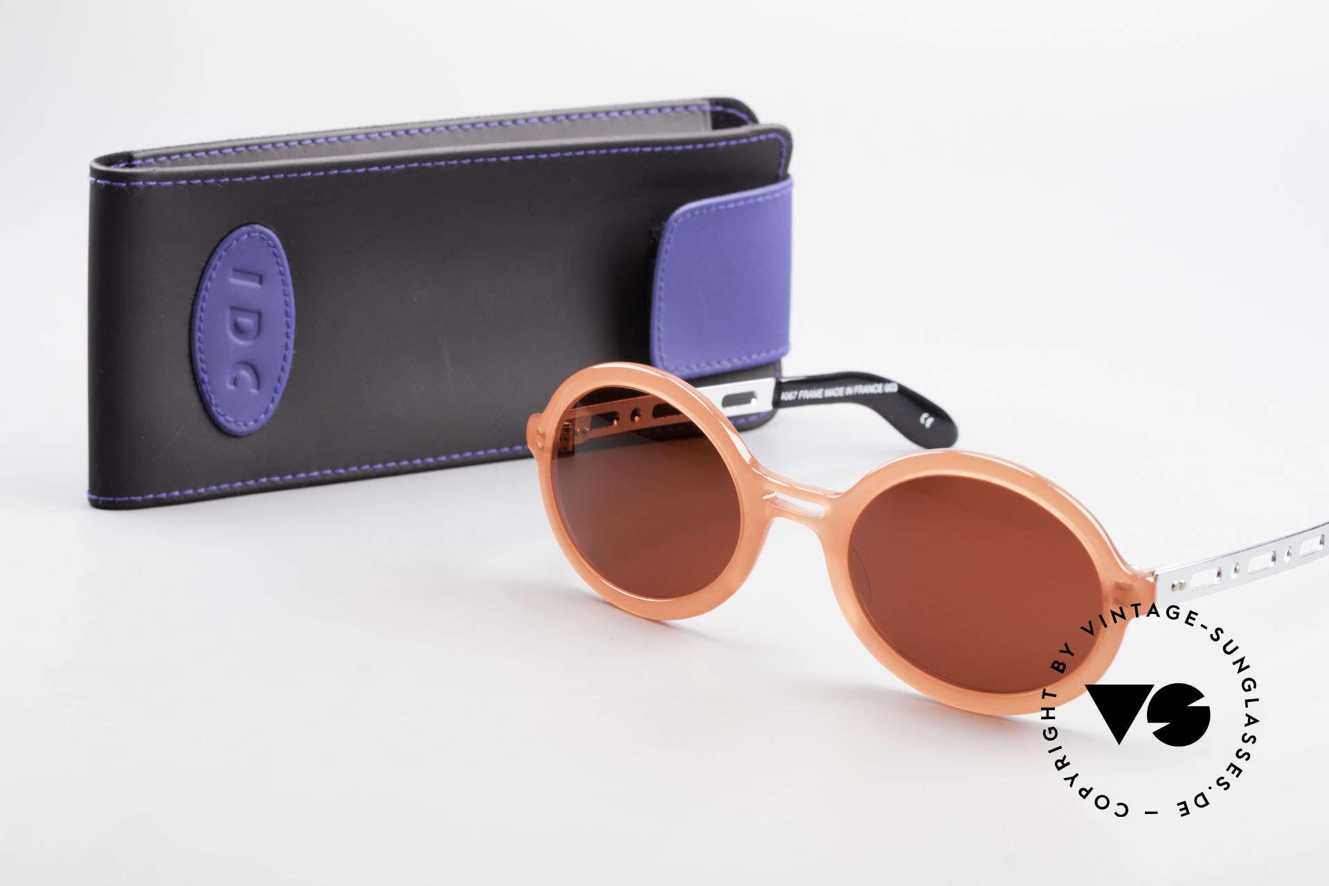 IDC I067 Spassbrille Steampunk 90er, Größe: large, Passend für Damen