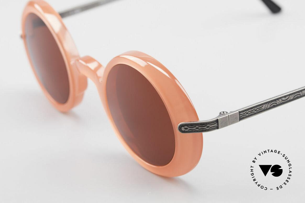 IDC I025 90er Spassbrille Steampunk, ungetragen (wie alle unsere vintage Designer-Stücke), Passend für Damen