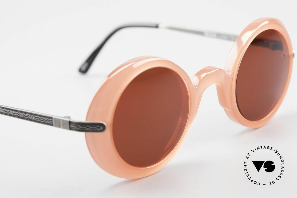 IDC I025 90er Spassbrille Steampunk