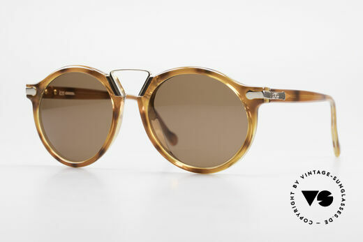 BOSS 5151 90er Panto Style Sonnenbrille Details
