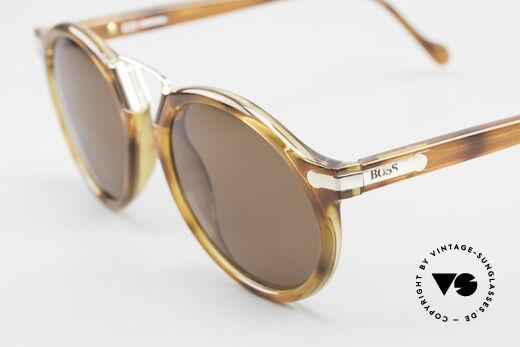 BOSS 5151 90er Panto Style Sonnenbrille