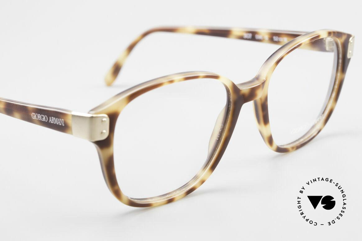 Giorgio Armani 307 Klassische 80er Vintage Brille