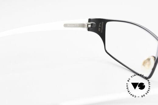 Bugatti 207 Odotype Luxus Herren Designerbrille, Demos sind beliebig ersetzbar (optisch / Sonne), Passend für Herren