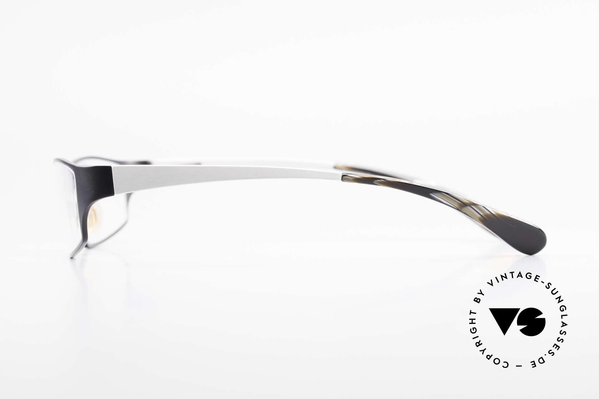 Bugatti 207 Odotype Luxus Herren Designerbrille, Größe: medium, Passend für Herren