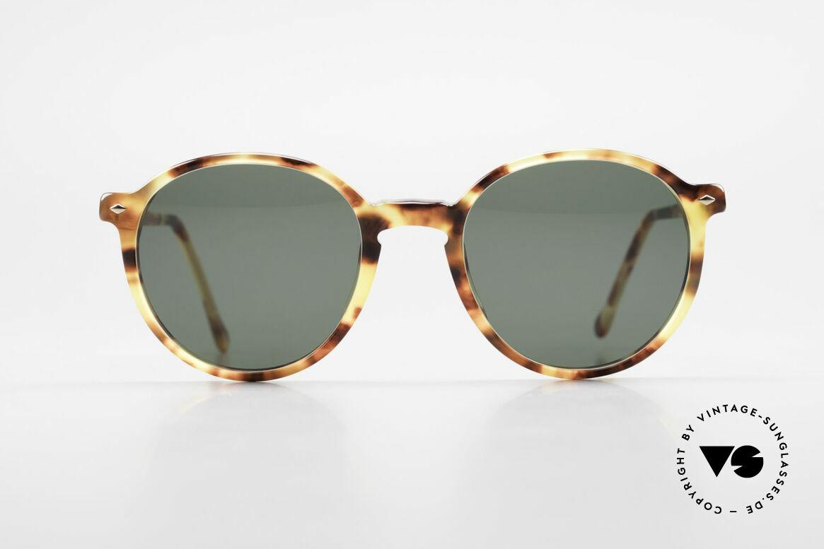 Giorgio Armani 325 Rare 90er Panto Sonnenbrille