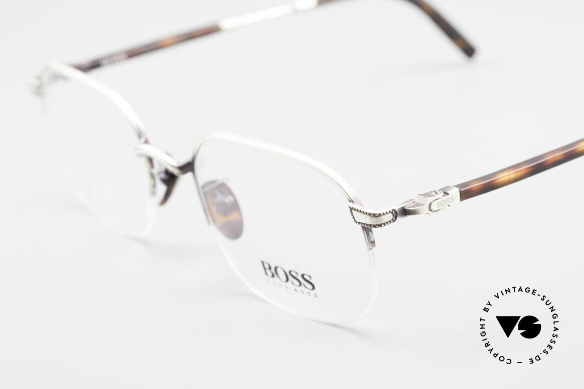 BOSS 4712 Klassische Herrenbrille 90er, unbenutzt (wie alle unsere alten VINTAGE Gestelle), Passend für Herren