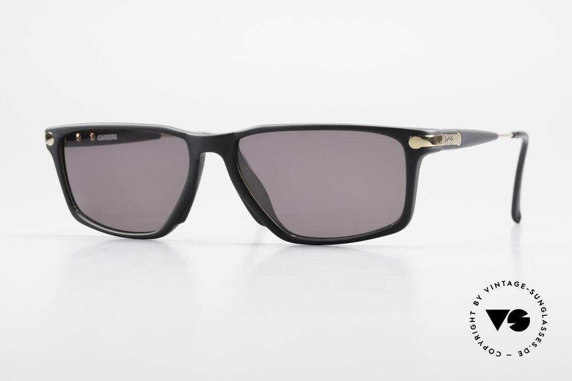 BOSS 5174 Vintage Sonnenbrille Eckig, sehr markante BOSS vintage Designer-Sonnenbrille, Passend für Herren