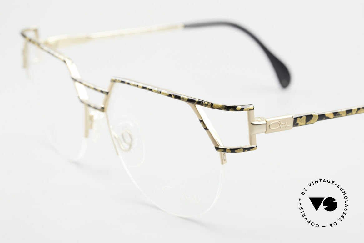 Cazal 248 90er No Retro Originalbrille, ungetragen (wie alle unsere seltenen vintage Cazals), Passend für Herren und Damen