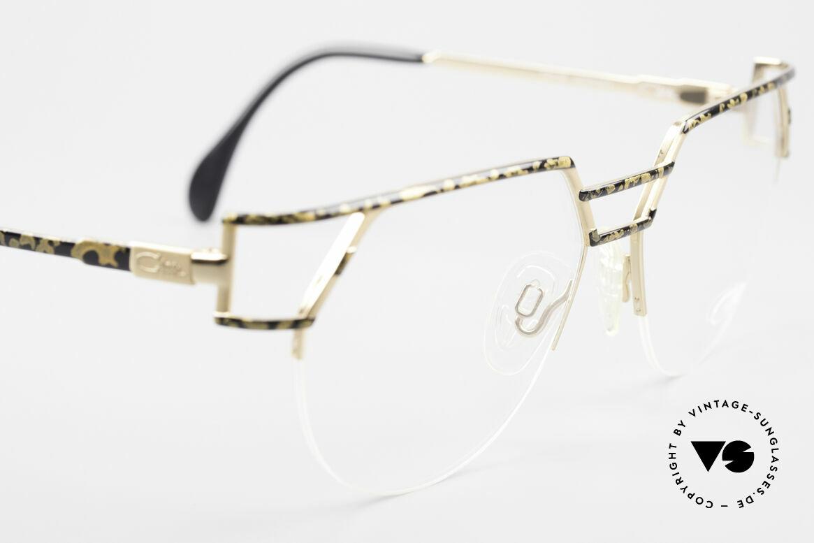 Cazal 248 90er No Retro Originalbrille, KEINE Retrobrille; sondern ein 20 J. altes ORIGINAL, Passend für Herren und Damen