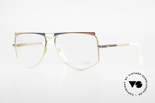 Cazal 227 Echt Alte 80er Vintage Brille Details