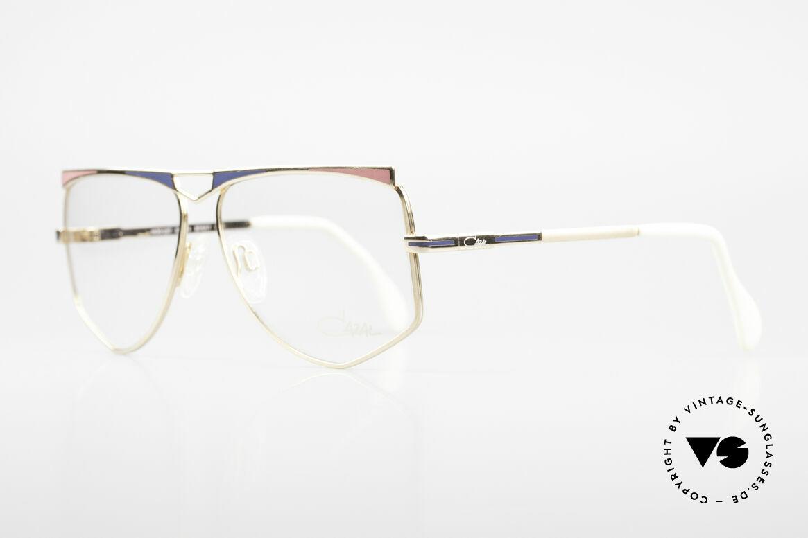 Cazal 227 Echt Alte 80er Vintage Brille, Top-Qualität und Verarbeitung (made in W. Germany), Passend für Damen