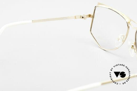Cazal 227 Echt Alte 80er Vintage Brille, orig. Bezeichnung: Mod 227, Gr 57-14, Col 97/017, 130, Passend für Damen
