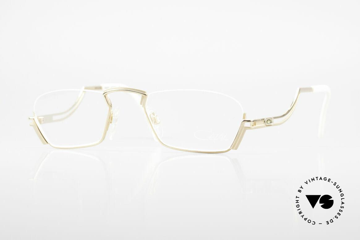 Cazal 232 Rare Alte Designer Lesebrille, spektakuläre CAri ZALloni Designer-Lesebrille, Passend für Herren und Damen