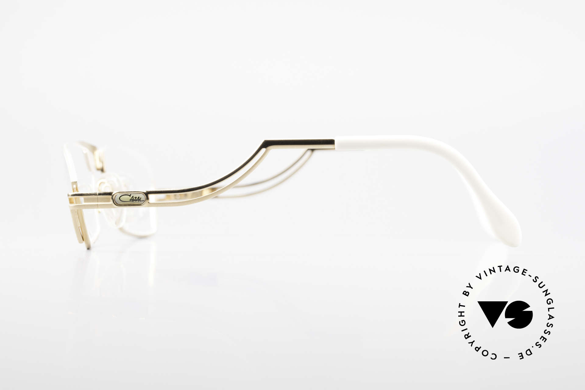Cazal 232 Rare Alte Designer Lesebrille, ungetragen (wie alle unsere legendären Brillen), Passend für Herren und Damen
