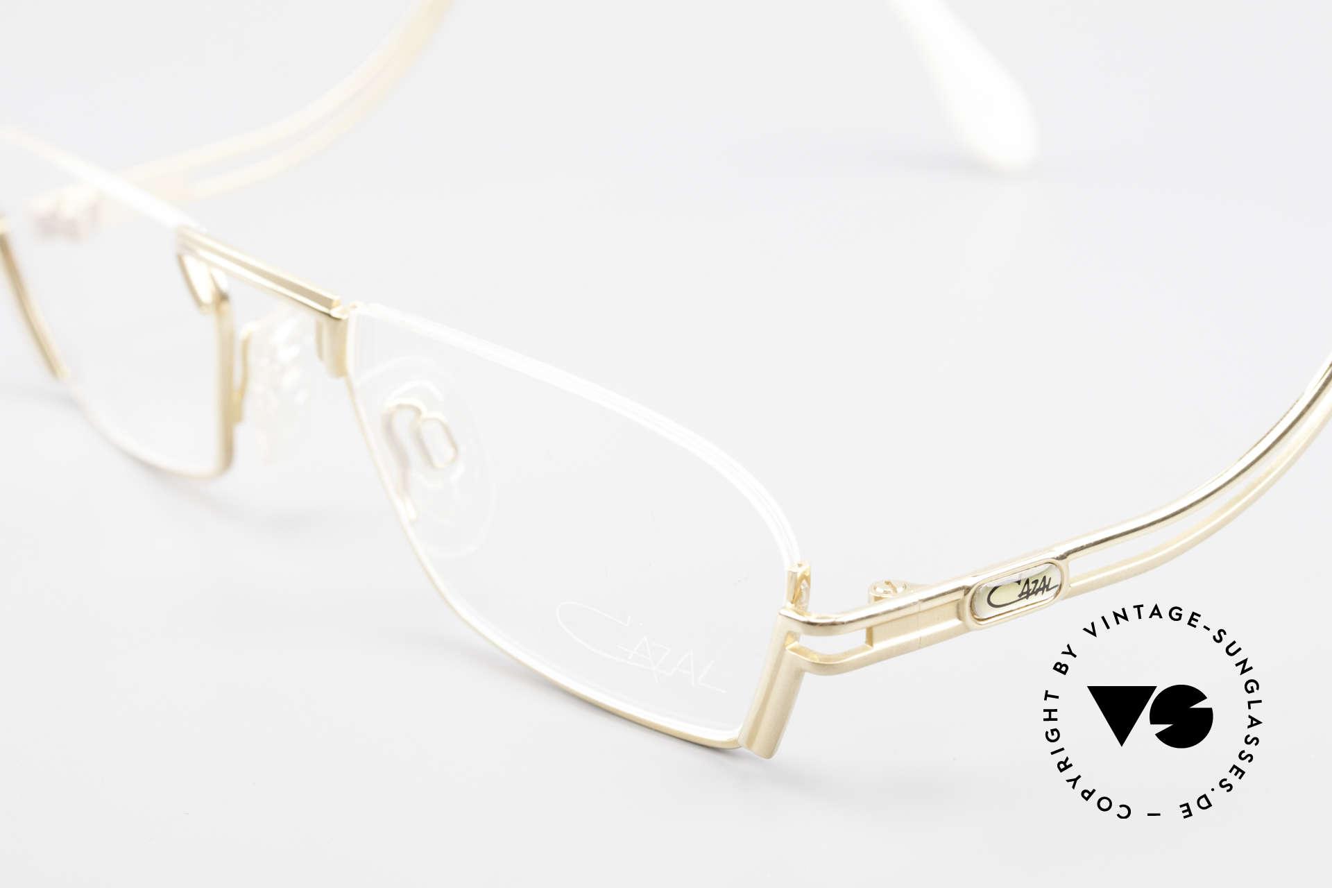 Cazal 232 Rare Alte Designer Lesebrille, ein 30 Jahre altes Original - KEINE RETRObrille!, Passend für Herren und Damen