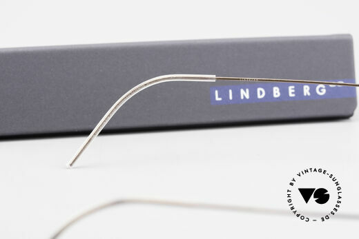Lindberg Nikolaj Air Titan Rim High-End Titanium Herrenbrille