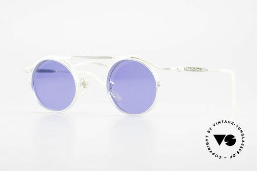 Matsuda 2903 Steampunk Sonnenbrille 90er Details