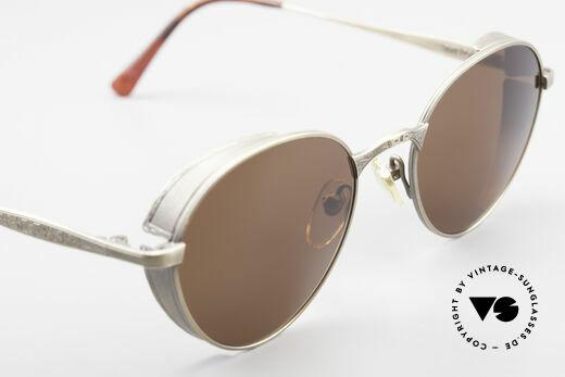 Matsuda 2829 Rare Vintage Steampunk Brille, ungetragenes Einzelstück für Leute, die sowas schätzen, Passend für Herren und Damen