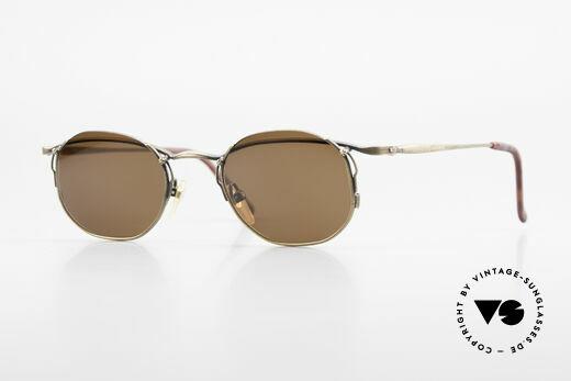 Matsuda 2856 Rare Vintage Sonnenbrille Details