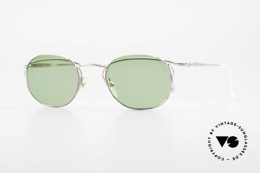 Matsuda 2856 Antike Patina Sonnenbrille Details