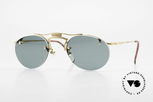Matsuda 2823 Small Aviator Stil Brille 90er Details
