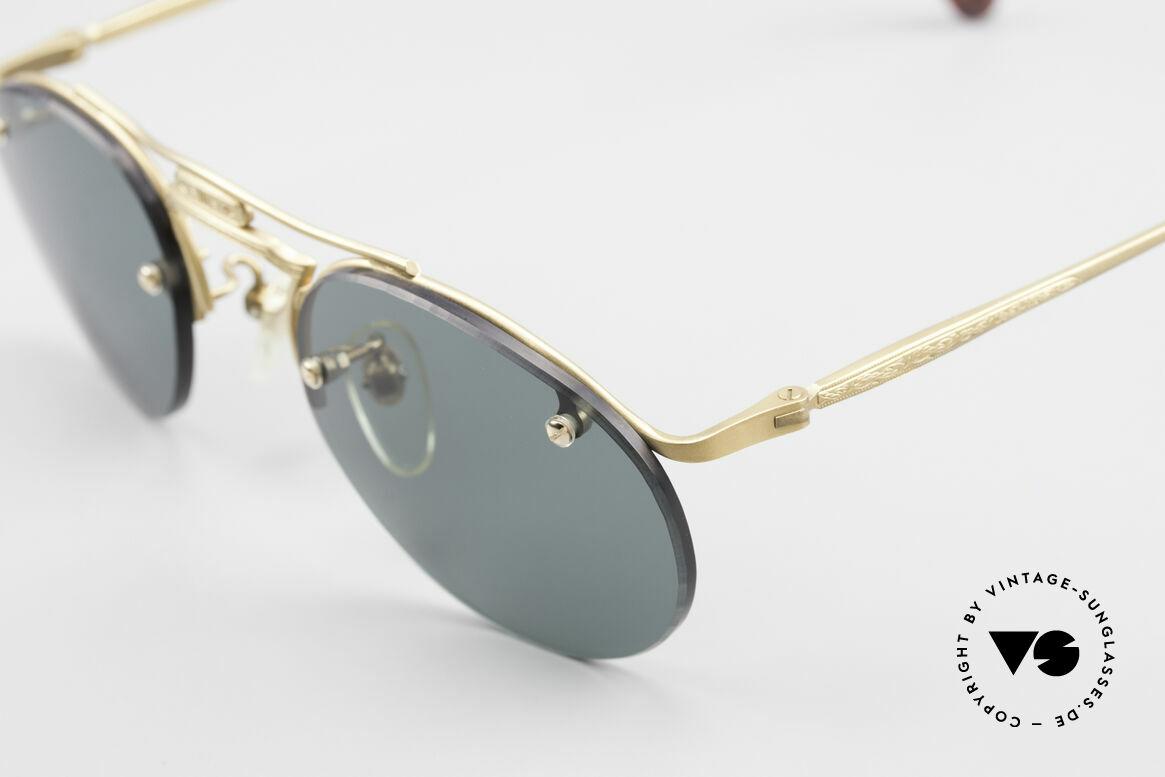 Matsuda 2823 Small Aviator Stil Brille 90er, ungetragenes EINZELSTÜCK für alle 'vintage' Liebhaber!, Passend für Herren und Damen