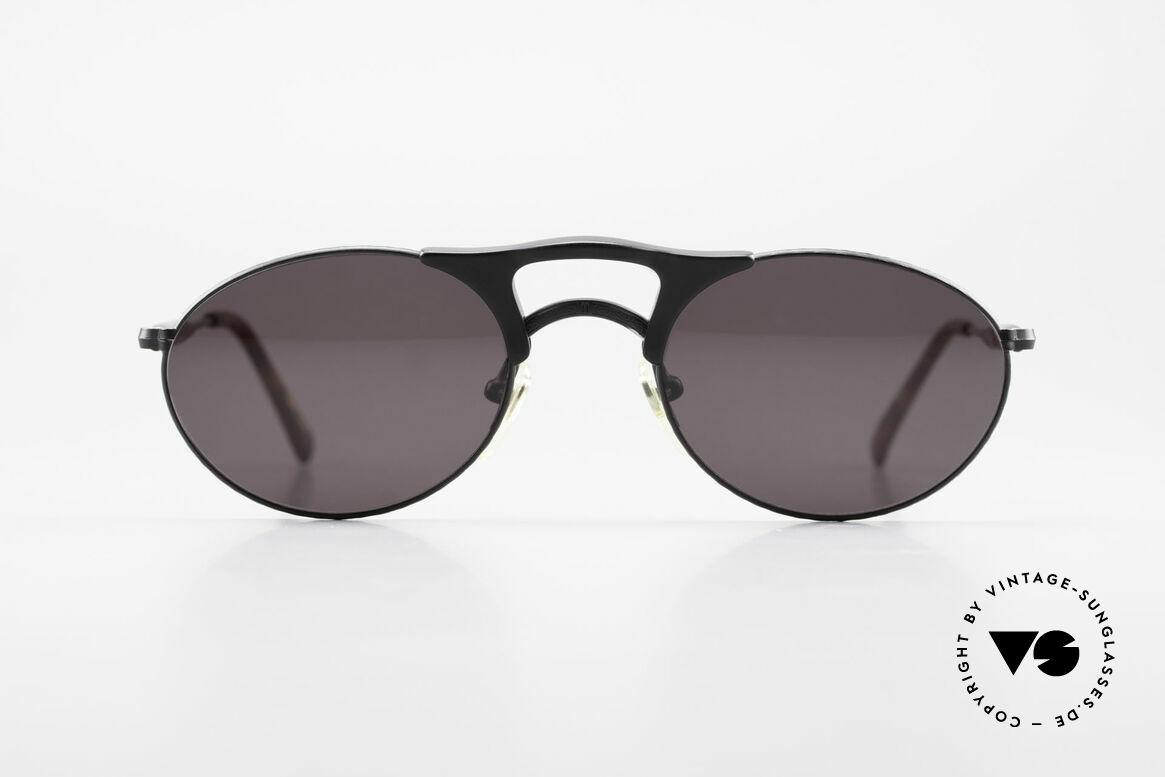 Matsuda 2820 Small Aviator Style Brille 90er, ein wirklich außergewöhnliches Design (oval & Aviator), Passend für Herren und Damen