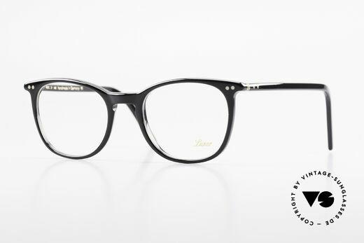 Lunor A5 234 Klassich Zeitlose Unisex Brille Details