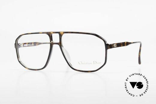 Christian Dior 2485 Vintage Herrenbrille 90er Details