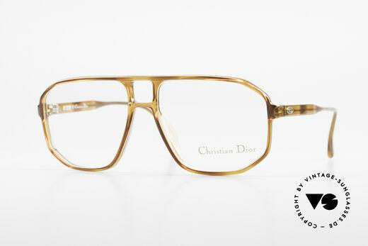 Christian Dior 2485 90er Vintage Herrenbrille Details