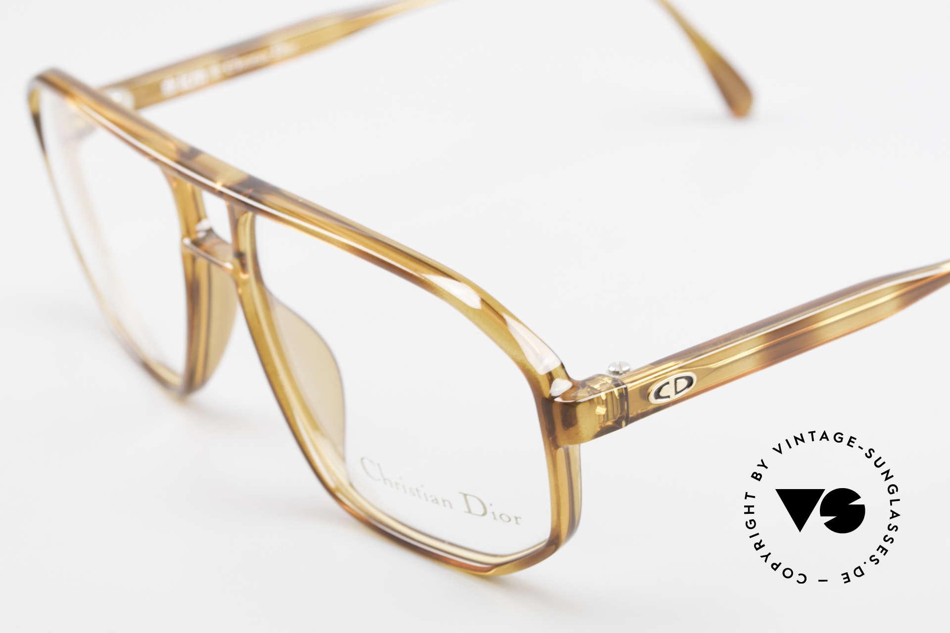 Christian Dior 2485 90er Vintage Herrenbrille, ungetragen (wie alle unsere vintage DIOR Brillen), Passend für Herren