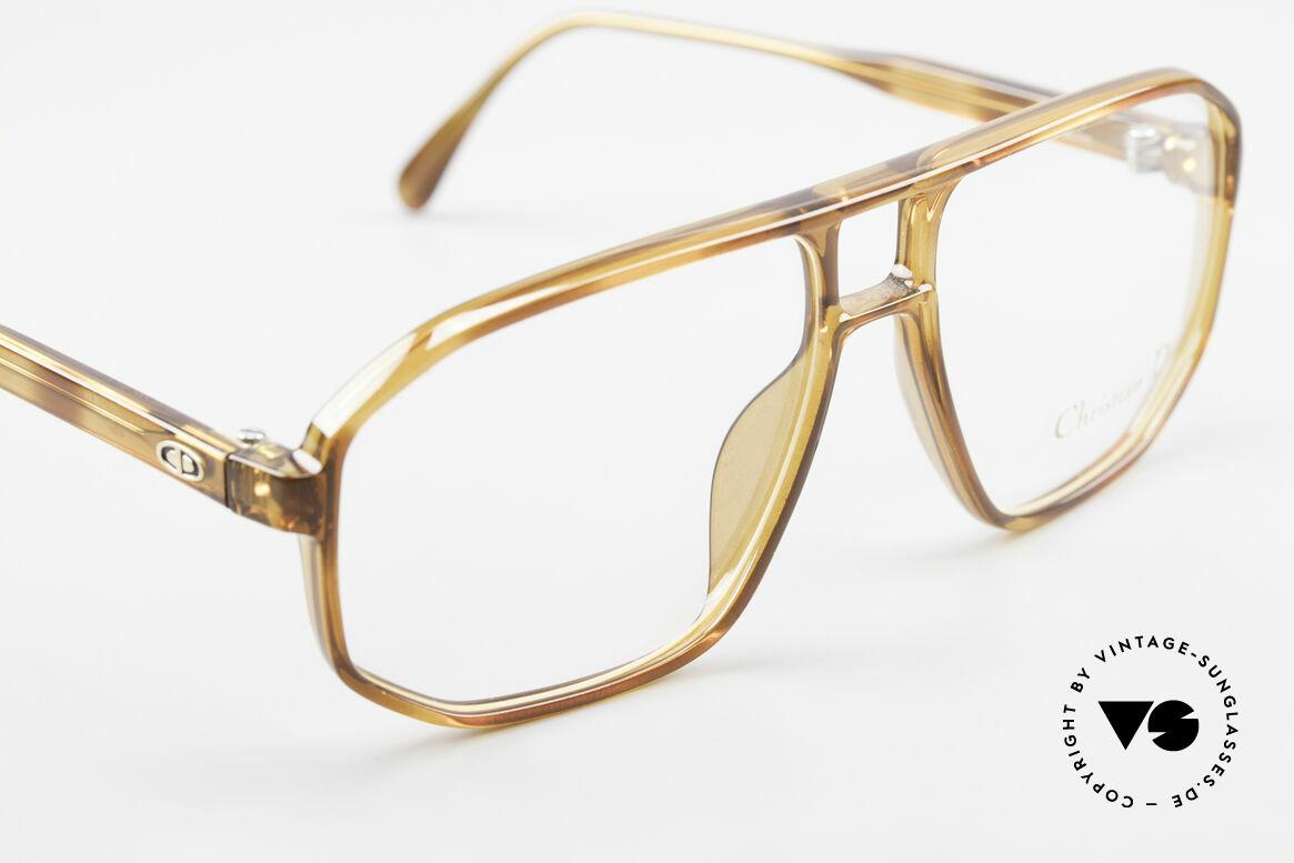 Christian Dior 2485 90er Vintage Herrenbrille, KEINE Retrobrille, ein 30 Jahres altes ORIGINAL, Passend für Herren