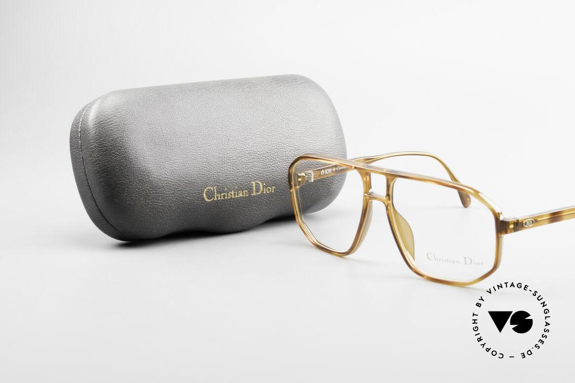 Christian Dior 2485 90er Vintage Herrenbrille, Größe: small, Passend für Herren