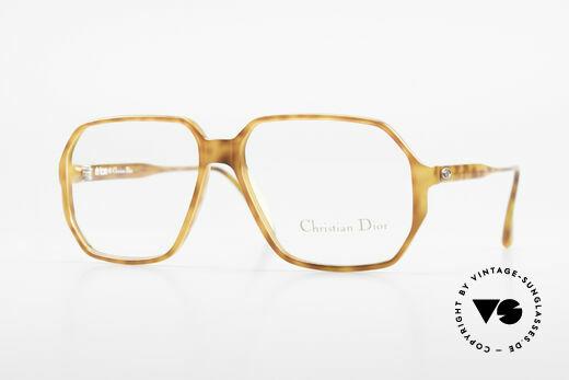 Christian Dior 2533 Optyl Vintage Herrenbrille Details