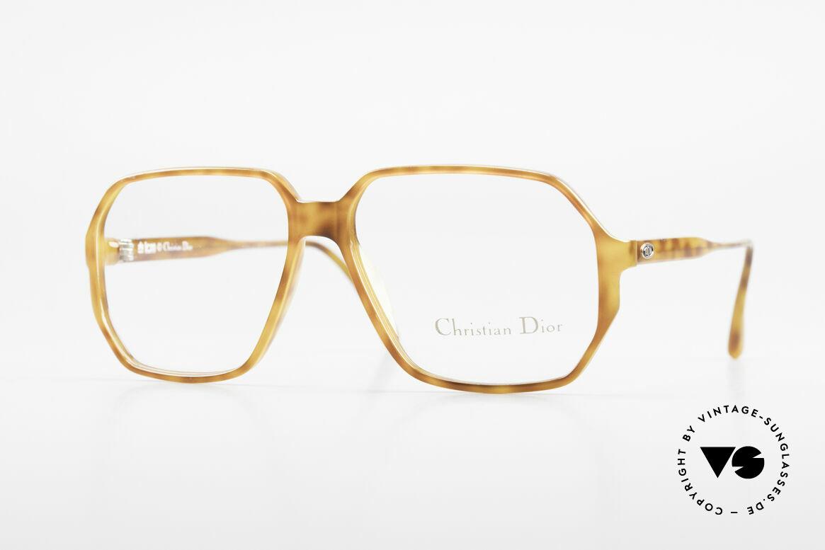 Christian Dior 2533 Optyl Vintage Herrenbrille, vintage Christian Dior Brille aus dem Jahre 1990, Passend für Herren