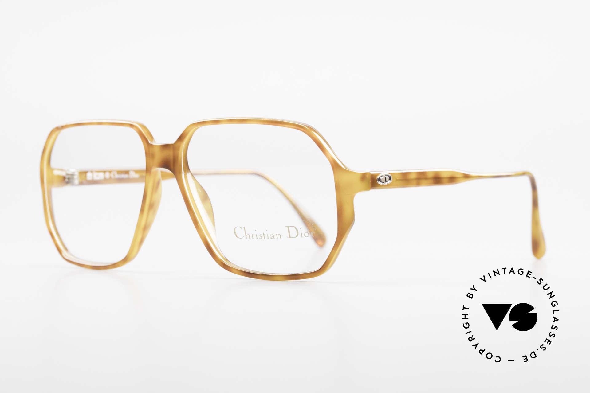 Christian Dior 2533 Optyl Vintage Herrenbrille, hoher Tragekomfort dank leichtem Optyl-Rahmen, Passend für Herren