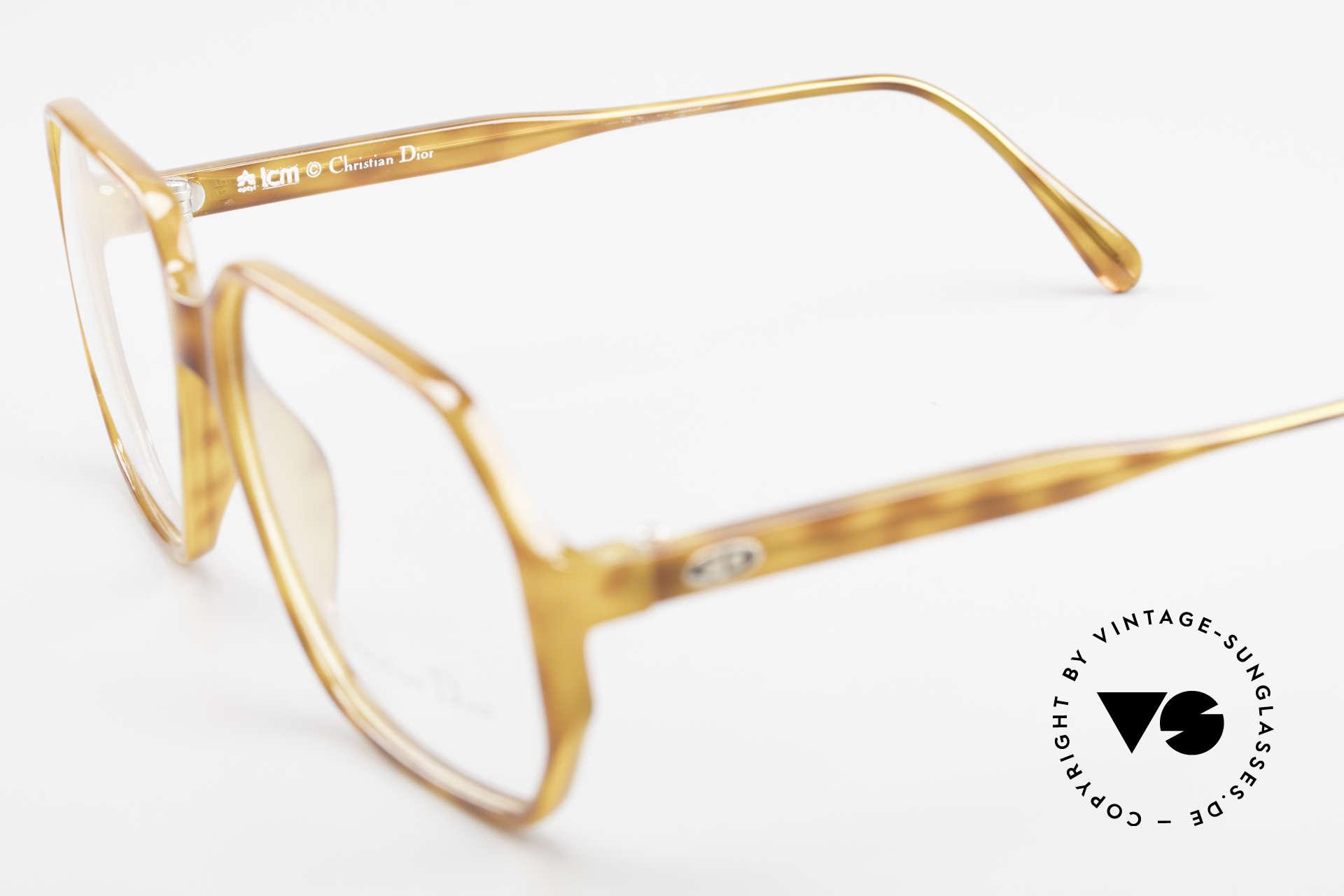 Christian Dior 2533 Optyl Vintage Herrenbrille, Fasssung (SMALL Gr. 56/13) ist beliebig verglasbar, Passend für Herren