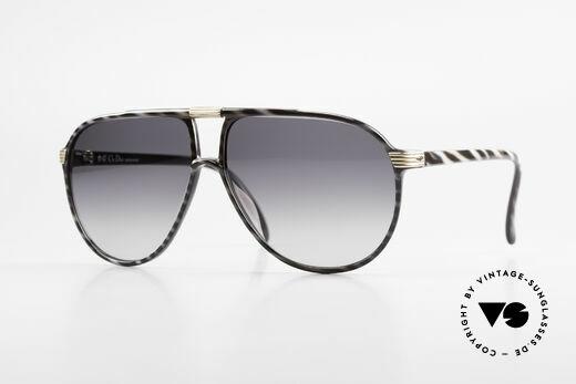 Christian Dior 2300 Optyl Monsieur Sonnenbrille Details