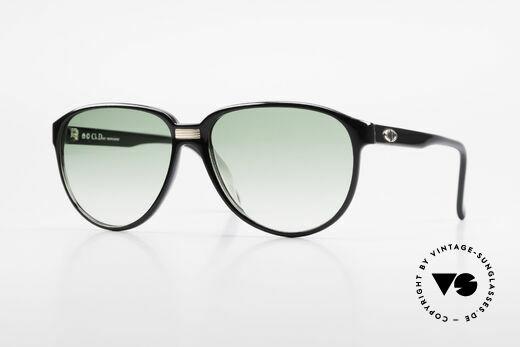 Christian Dior 2352 Monsieur Optyl Sonnenbrille Details